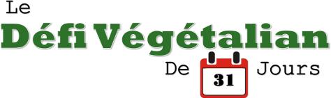 Le Défi Végétalien De 31 Jours